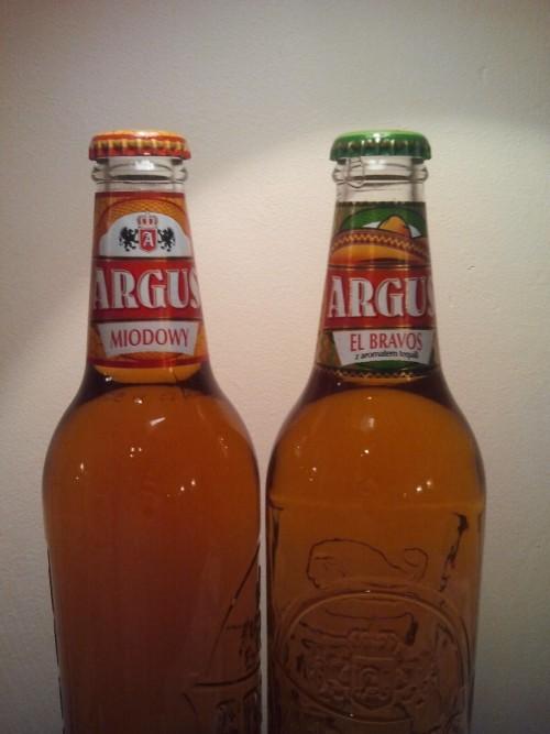 Dwa Argusy Z Lidla El Bravos I Miodowy Piwolucja