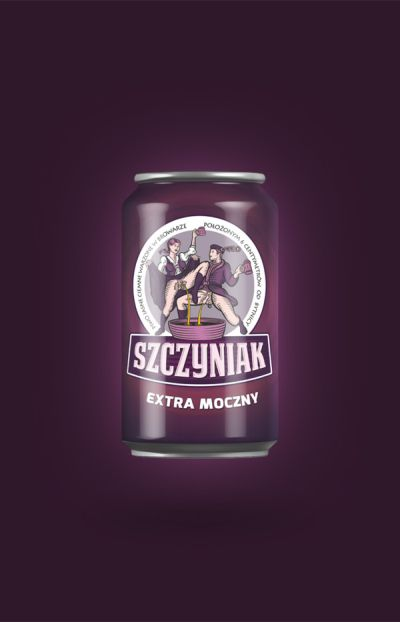 Piwo Szczyniak - Extra Moczne