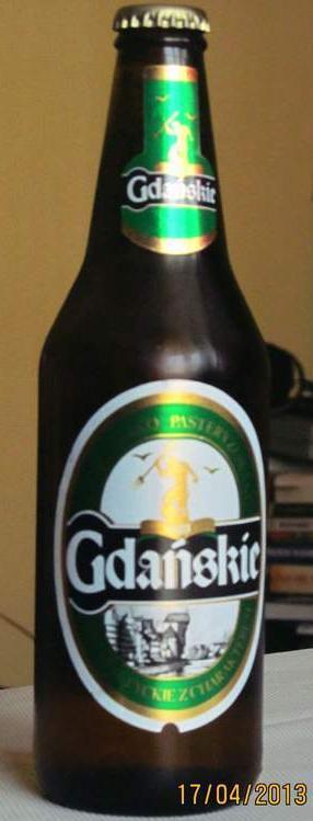 Łebski Gdańskie piwo