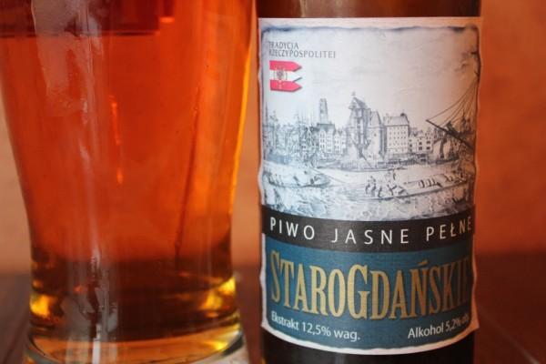 Piwo Starogdańskie Iwanowicz