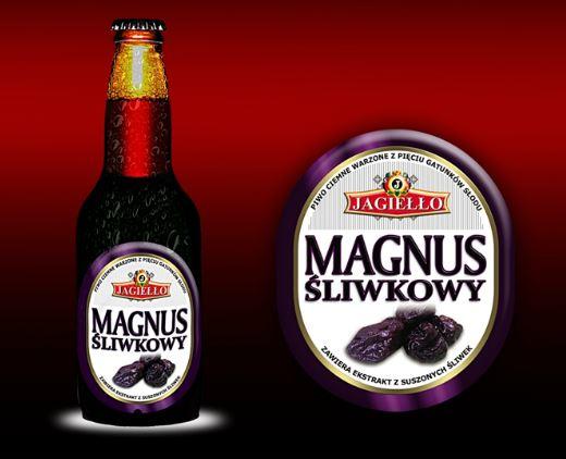 Jagiełło Magnus Śliwkowy