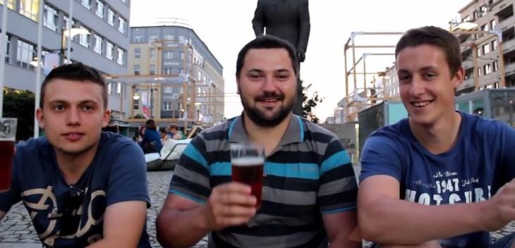 Gdynia Design Days 2014 - Łukasz Matusik, Bartek Nowak, Łukasz Szynkiewicz