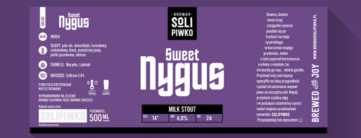 Solipiwko Sweet Nyggus