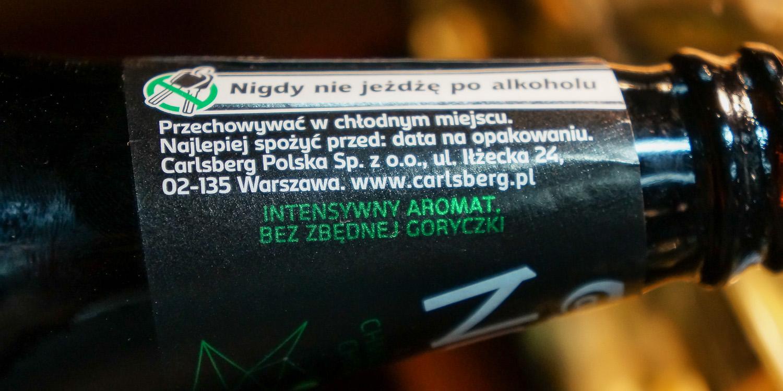 Carlsberg Nox - bez zbędnej goryczki