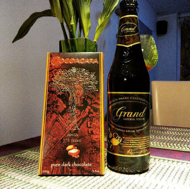 Grand Imperial Porter Amber
