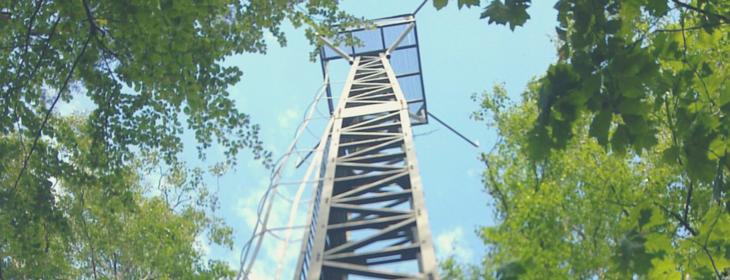 Wieża na Rysim Wzgórzu