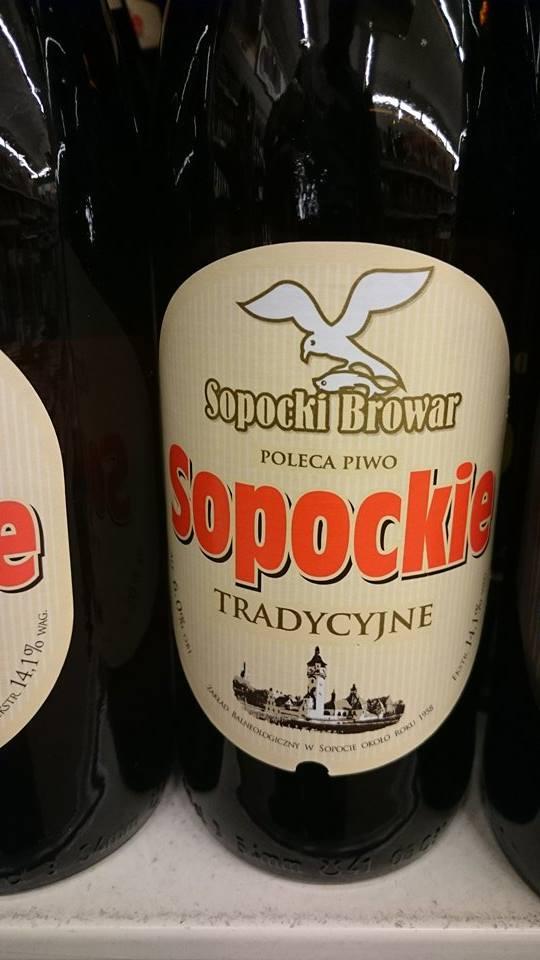 Sopocki Browar - Tradycyjne