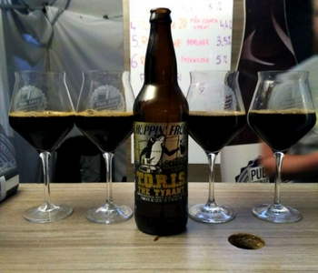 Barrel Aged T.O.R.I.S. The Tyrant