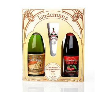 Lindemans zestaw piw