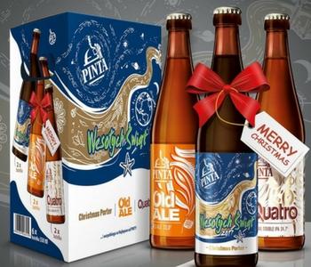 Browar PINTA Zestaw Piw na Święta