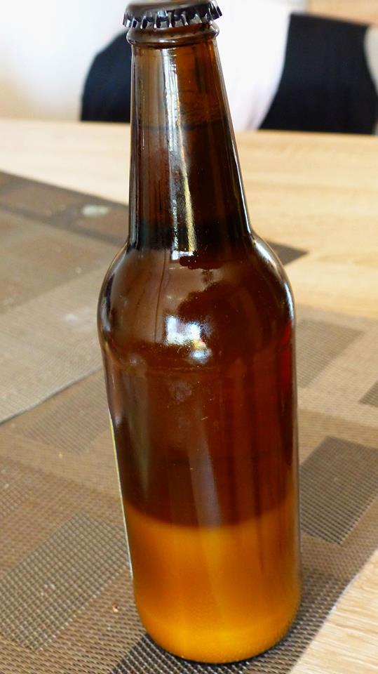 Osad w piwie EDI