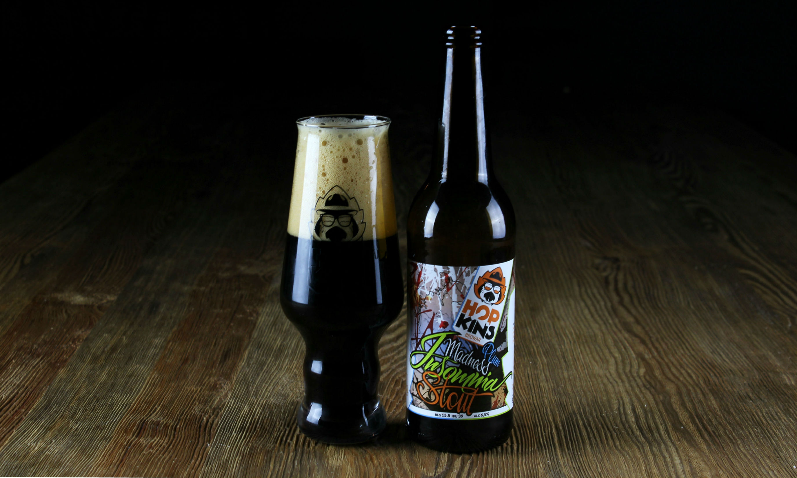 Hopkins Insomnia Madness Stout