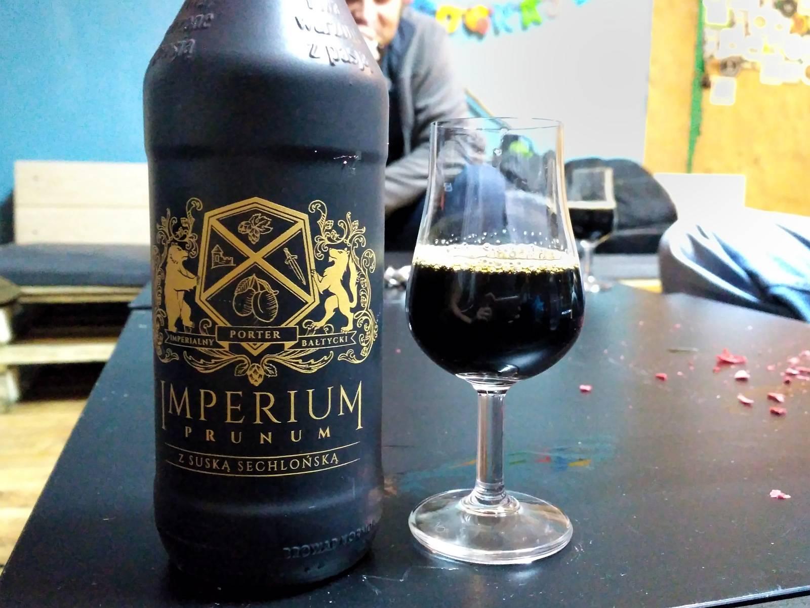 imperium-prunum-2017-porter-kormoran-degustacja