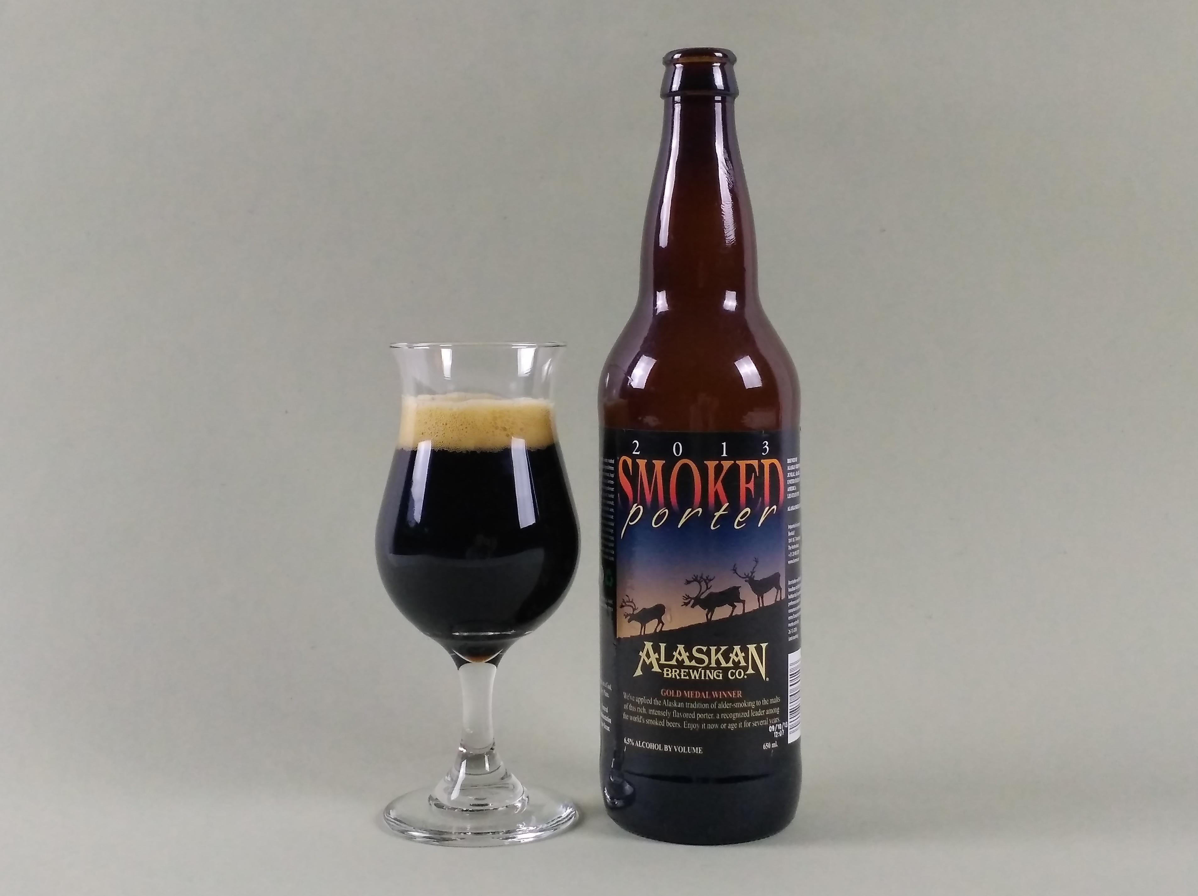 Alaskan Smoked Porter 2013