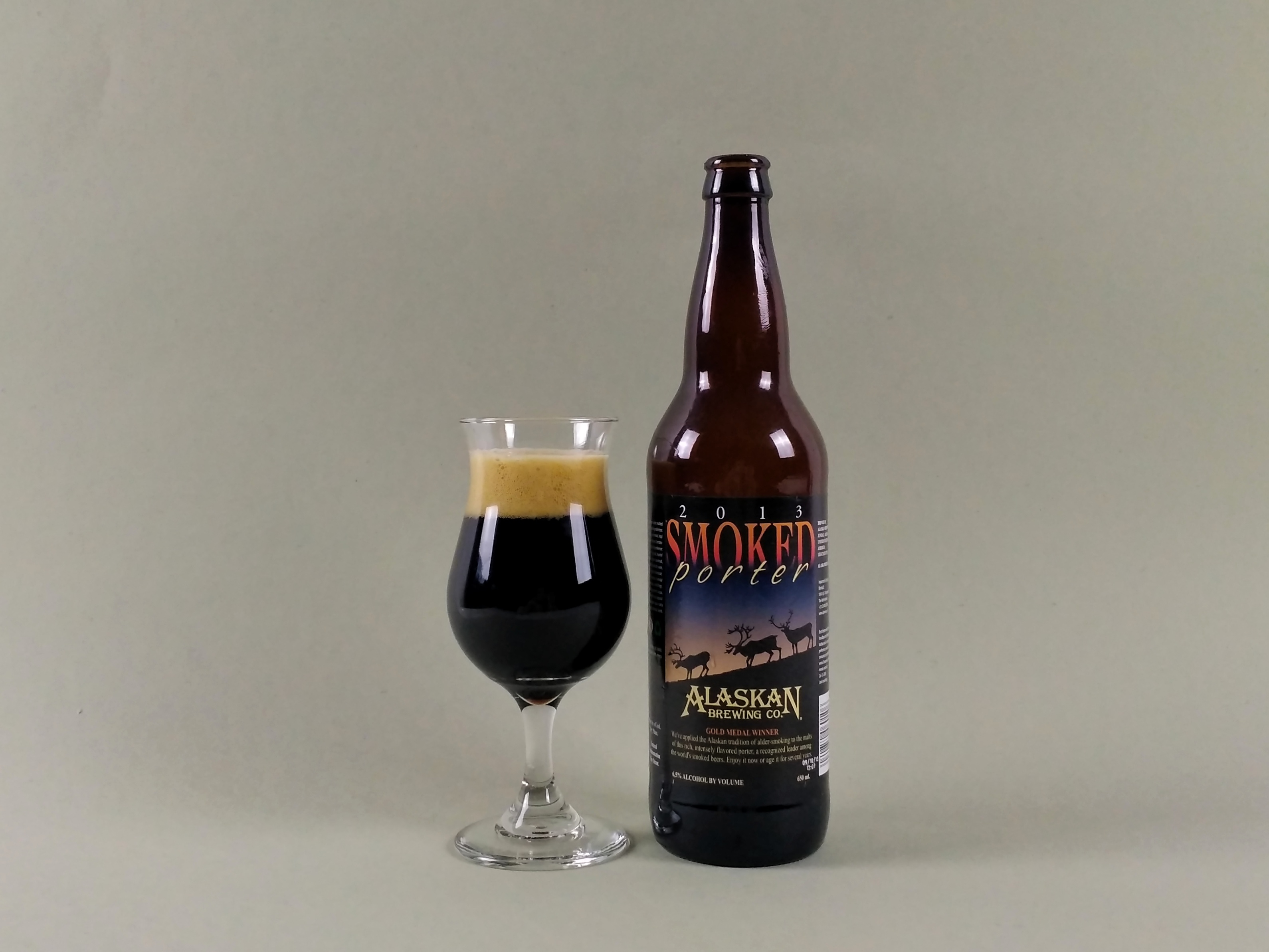 Alaskan Smoked Porter 2013 Recenzja