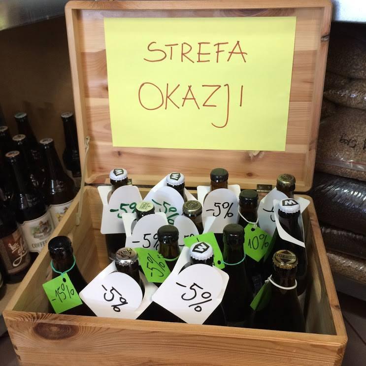 Strefa Okazji - Sklepzpiwem.pl