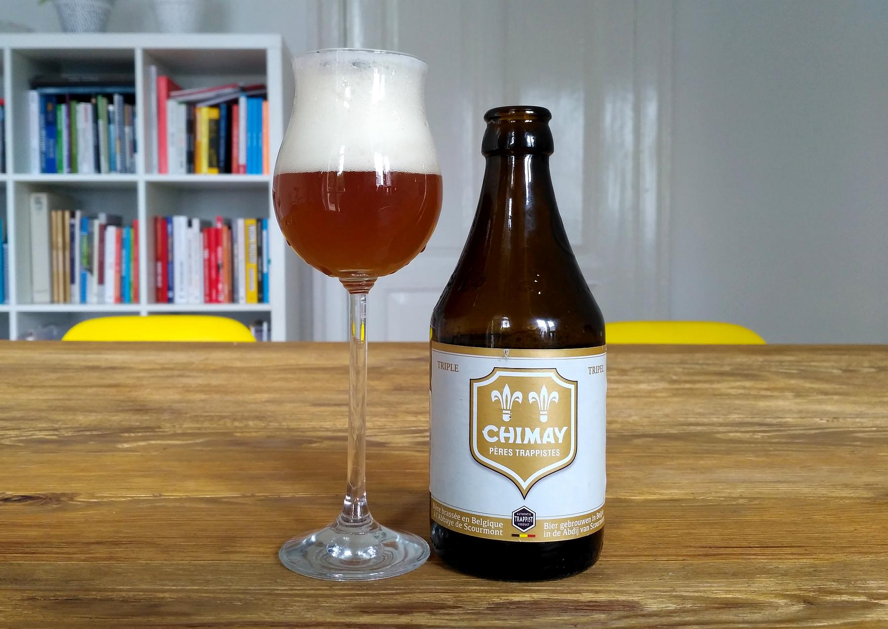 Chimay White Abbey Tripel