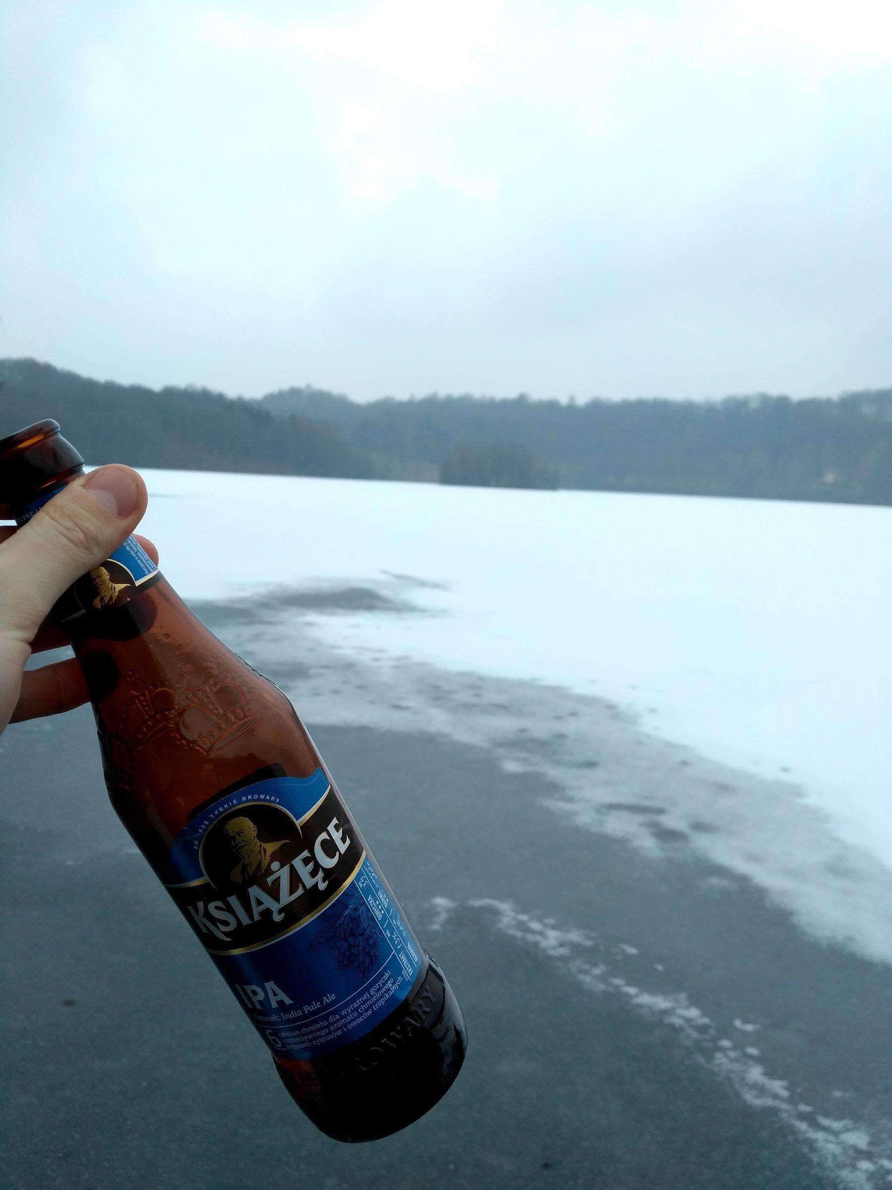 Książęce IPA - Jezioro Osuszyno
