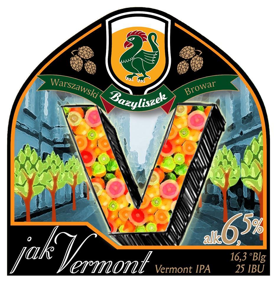 Bazyliszek V jak Vermont