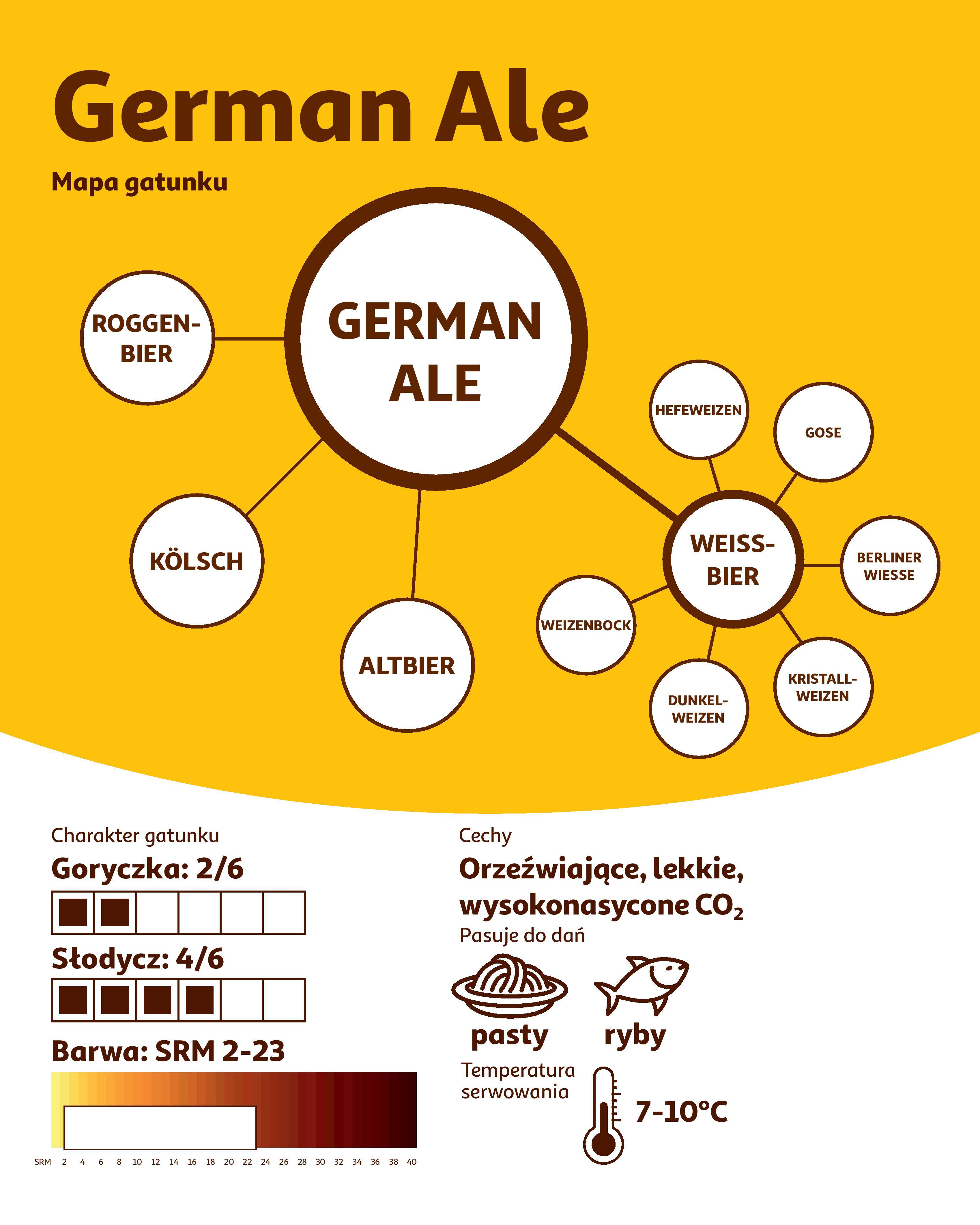 German Ale - infografika Auchan
