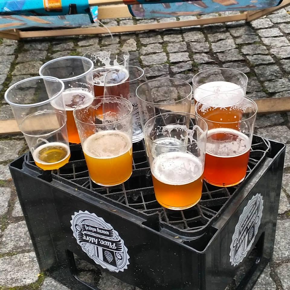 Paleta kolorów piwa - Pub Spółdzielczy