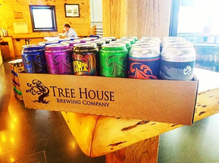 Puszki - Tree House Brewing