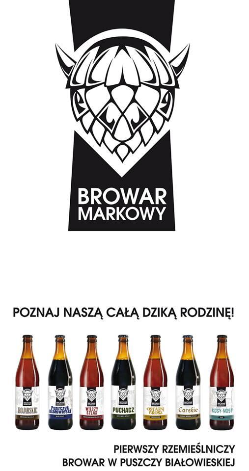 Piwa z Browaru Markowego