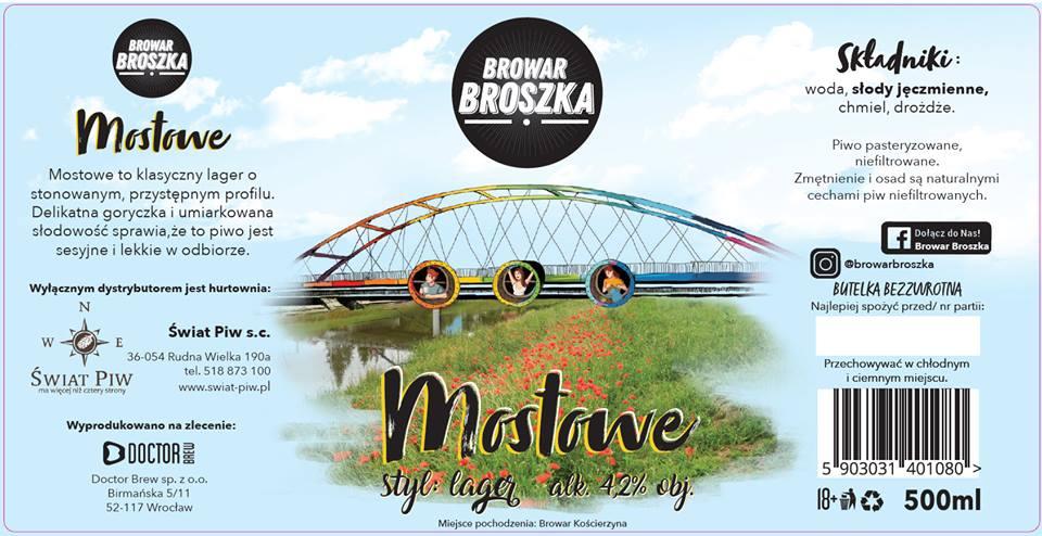 Piwo mostowe