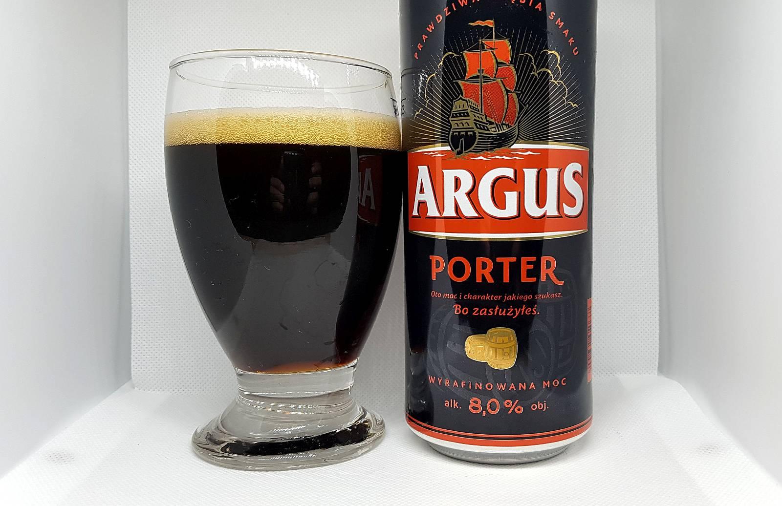 Argus Porter - leżakowany