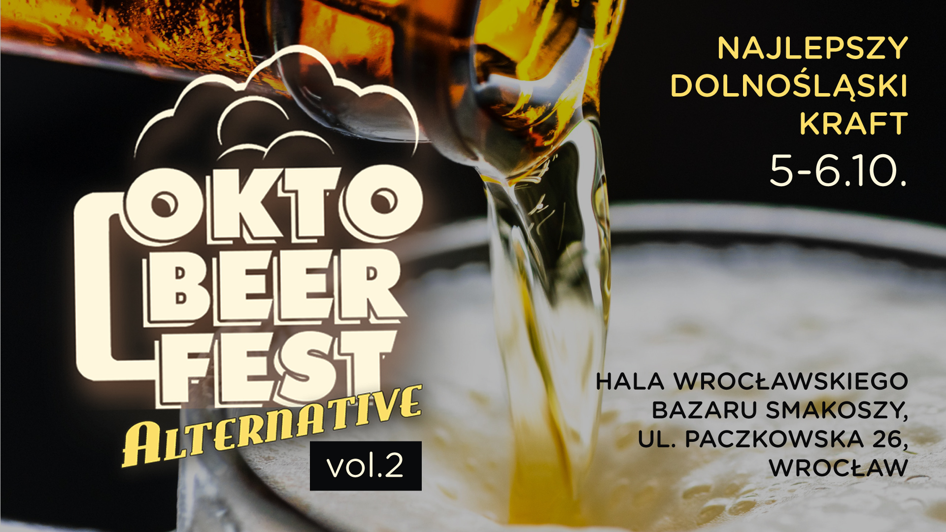 Oktobeerfest Alternative 2018
