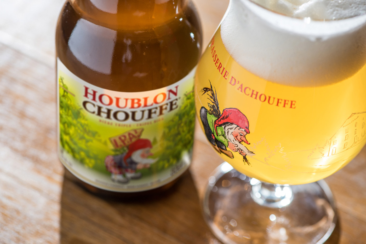Houblon Chouffe IPA Tripel