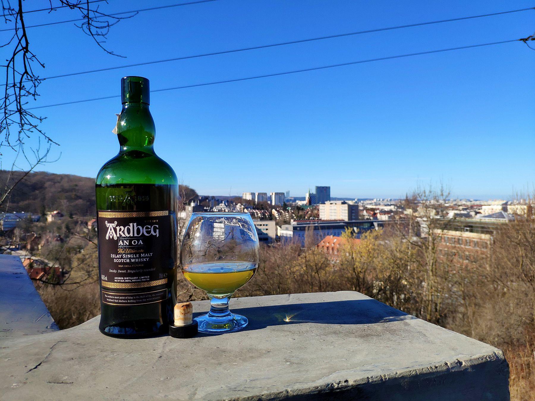 Ardbeg An Oa Islay Whisky