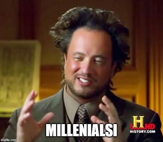 Millenialsi - mem