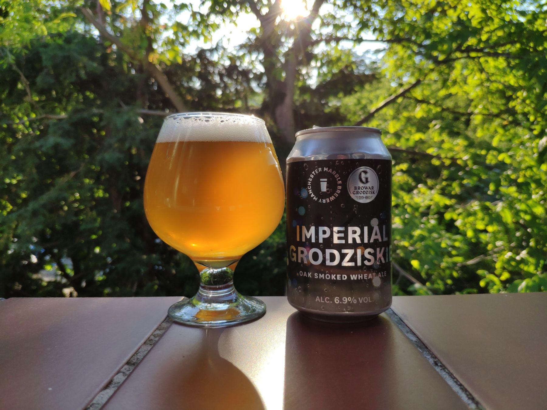 Imperial Grodziskie - Browar Grodzisk / Marble Brewery