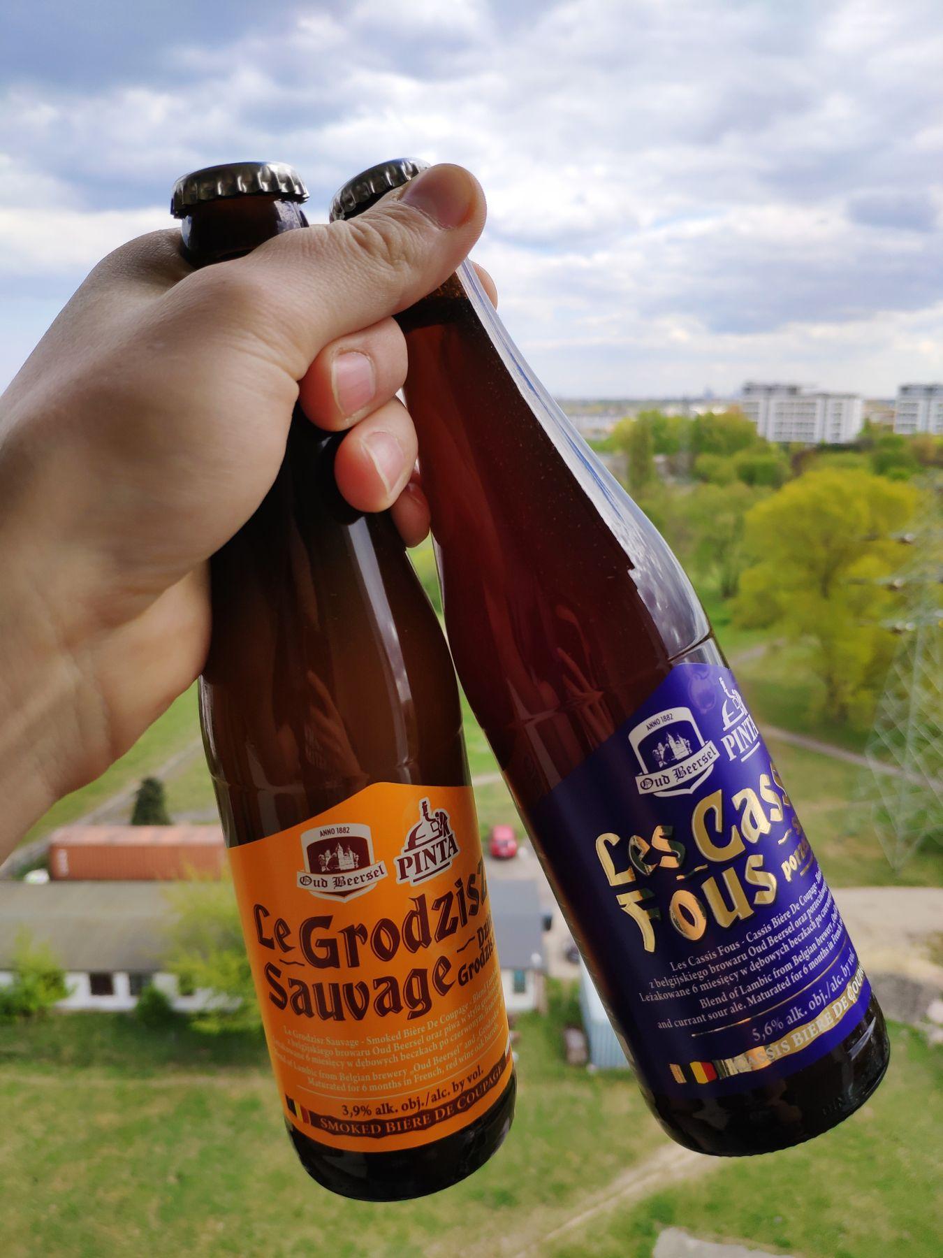 Le Grodzisz Sauvage / Le Casis Fous