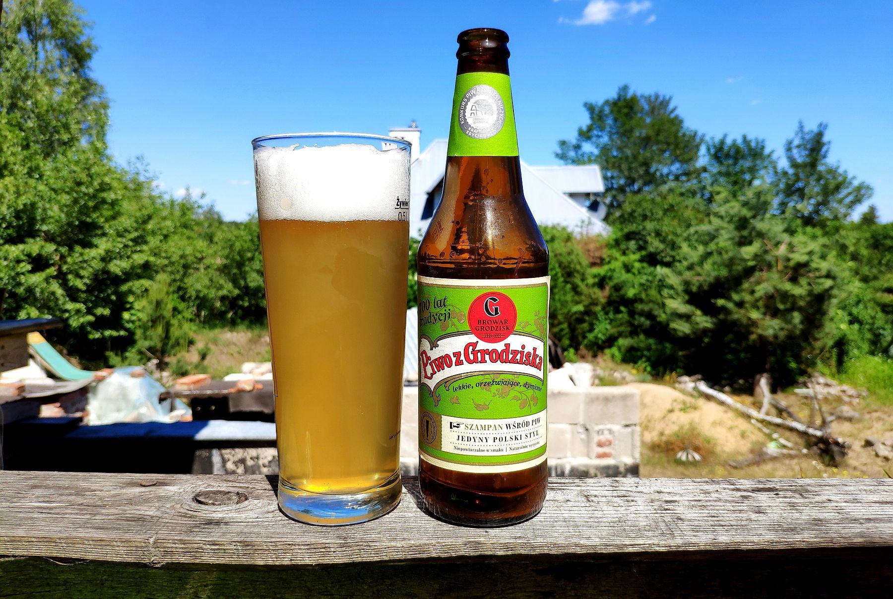 Piwo z Grodziska - Browar Grodzisk